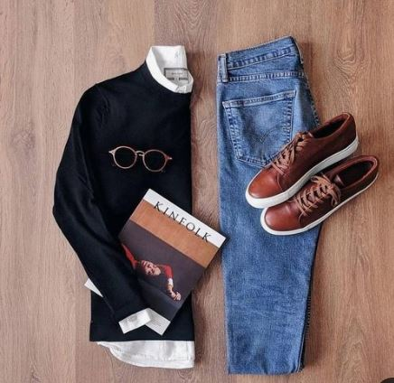 style mode pour homme - conseiller