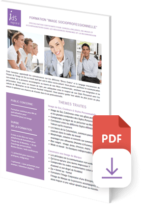 Formation image socioprofesionnelle